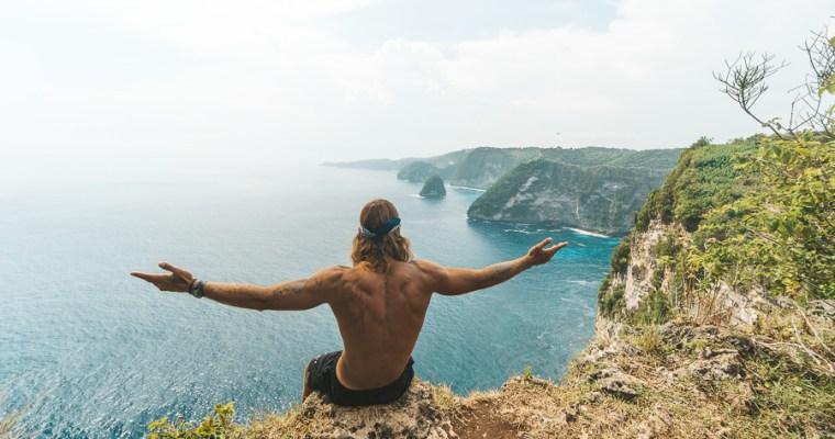 Banah Cliff on Nusa Penida- Bali