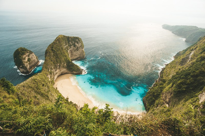 Kelingking Secret Point Beach-01439