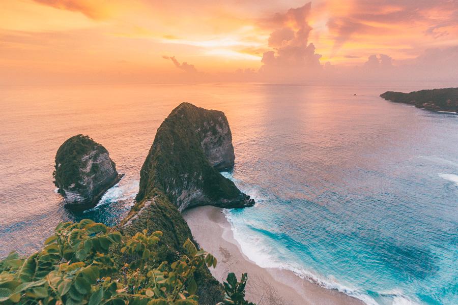 Kelingking Secret Point Beach-01503