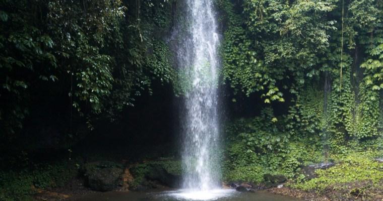 Banyu Wana Amertha Waterfall- The Best Secret Waterfall in Bali