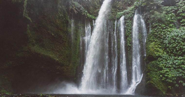 Tiu Kelep Waterfall and Sedang Gile Waterfall- Lombok