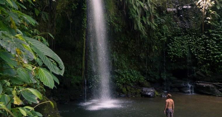 Benang Stokel Waterfall and Bengang Kelambu Waterfall- Lombok