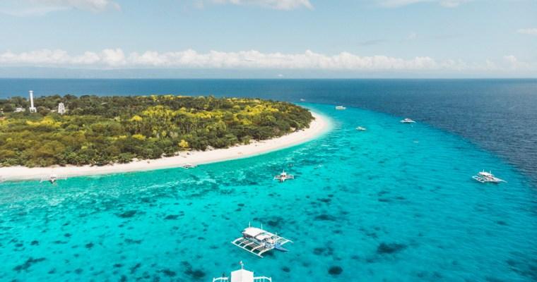 Island Hopping in Bohol- Balicasag and Virgin Island