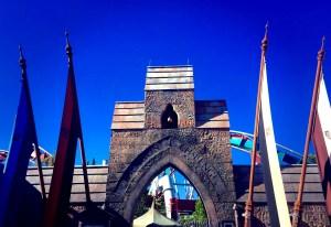 Dragon Challenge ride at Universal Orlando
