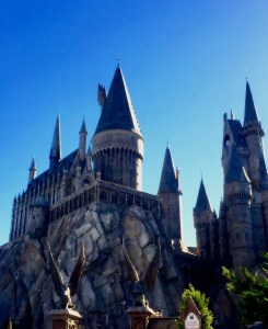 Harry Potter and the Forbidden Journey ride at Universal Florida