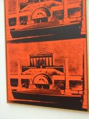 Warhol art.