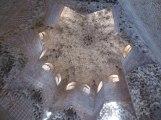 La Alhambra - Star shaped ceiling.