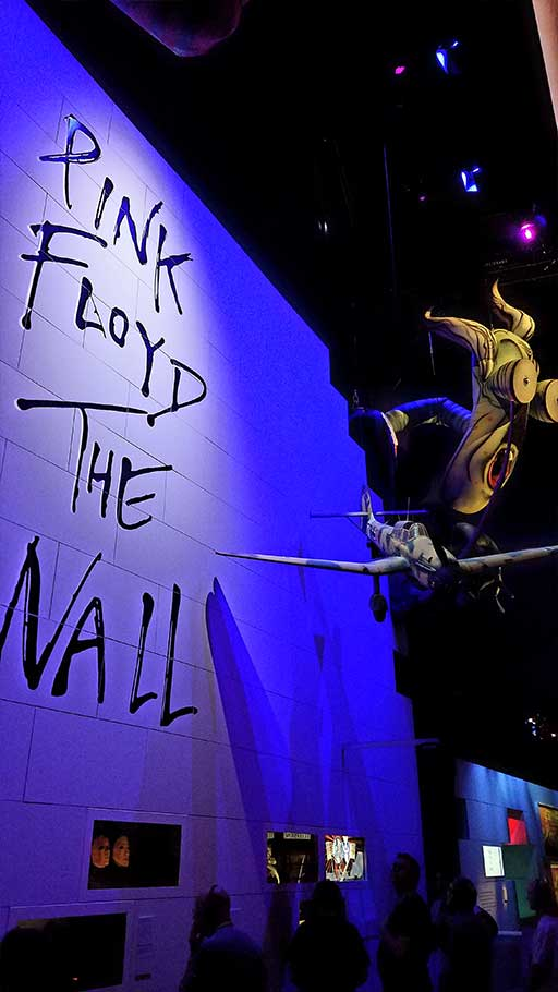 Pink Floyd Exhibit