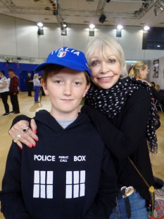 Tom and Katy Manning