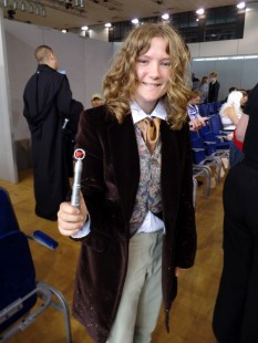 Doctor Who Cosplay at Film & Comic Con Bournemouth - Eighth Doctor