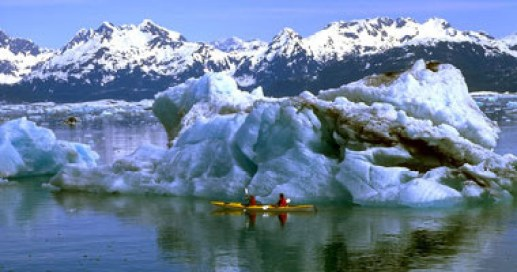 Columbia Glacier is one of the most awe inspiring destinations on the planet