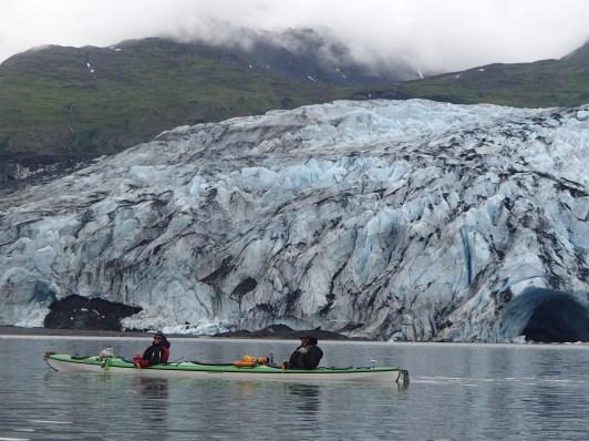 Shoup Glacier!