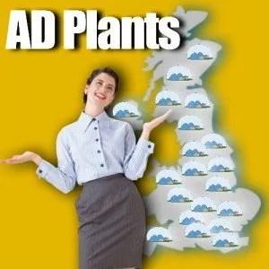 ad plants UK meme