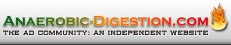 anaerobic digestion community website logo