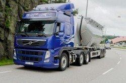 Volvo FM Dual-Fuel