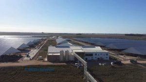 Biogas in Uruguay by Weltec Biopower