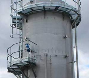 Image showing NVP energy - anaerobic low strength wastewater treatment