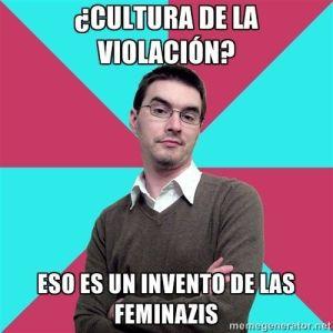 cultura de la violación
