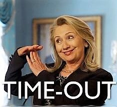 Una de Hillary y veinte de las otras
