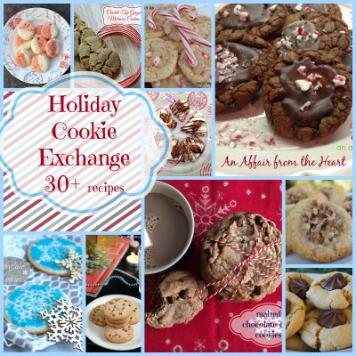 Holiday Cookie Exchange – Cookie Round Up