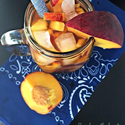 {Anti} Prohibition Peach Tea