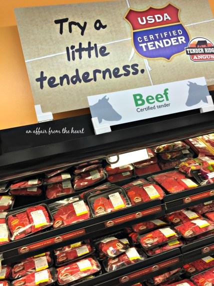 FF Tender Ridge Angus Beef