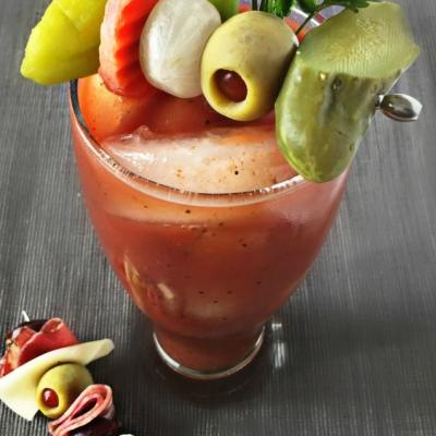 {the best} Bloody Mary