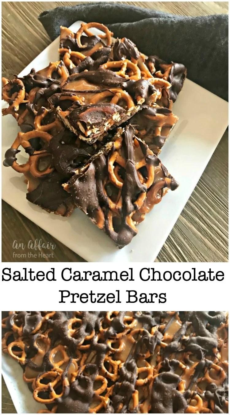 A Sweet Affair Salted Caramel Chocolate Cake