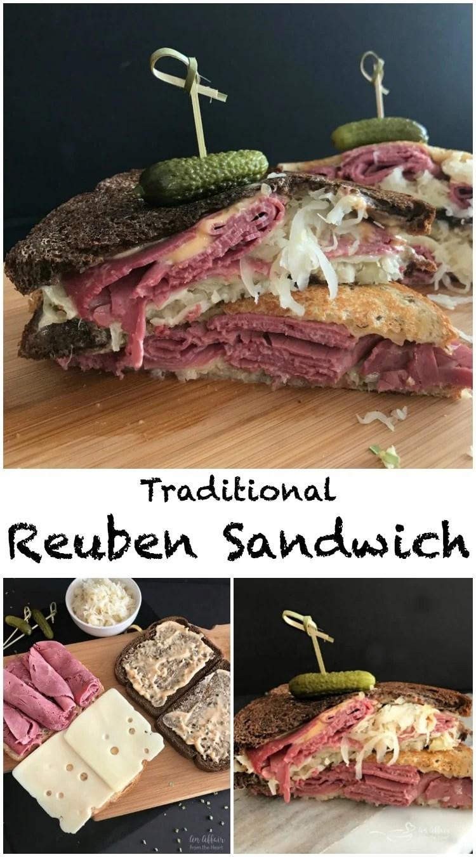 Reuben Sandwich - An Affair from the Heart