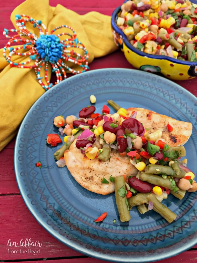 mexican-four-bean-salad-iver-chicken