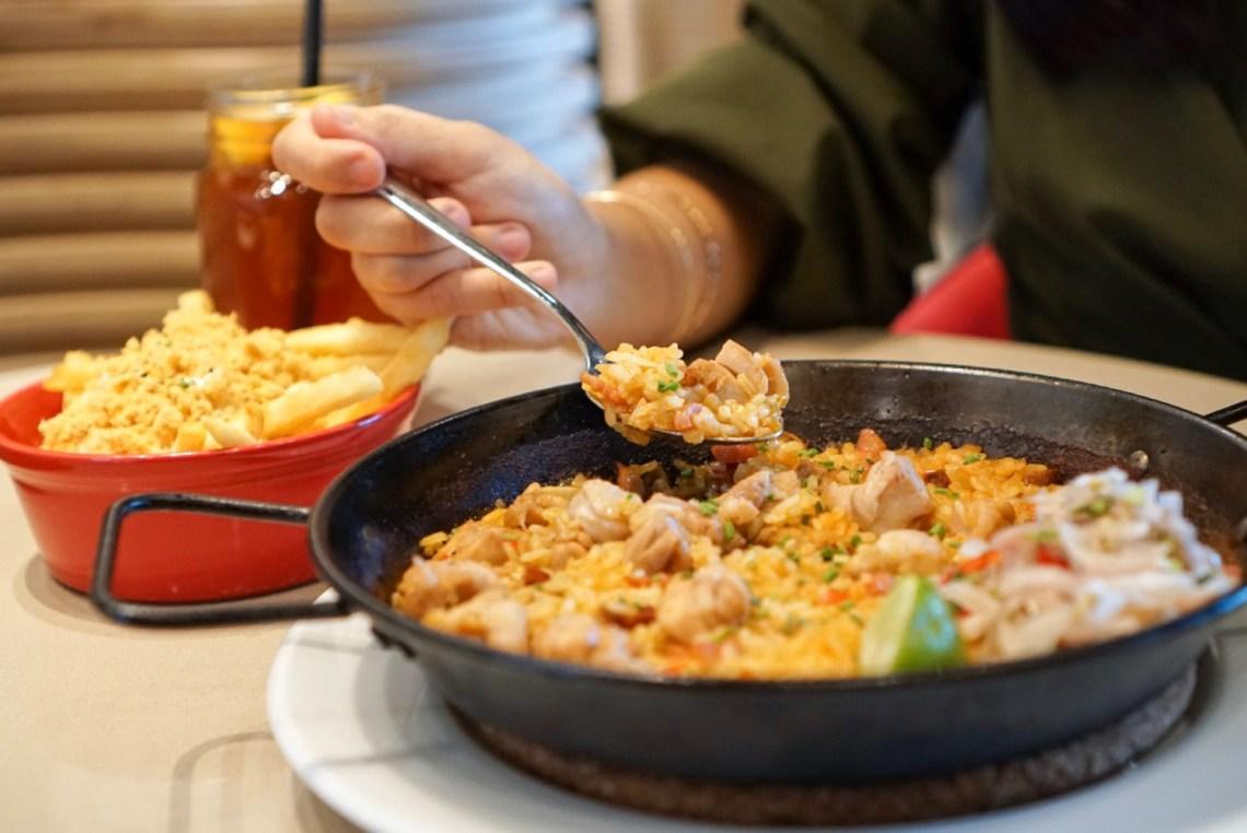 Redpan_Lup Cheong Iberico Chorizo Paella