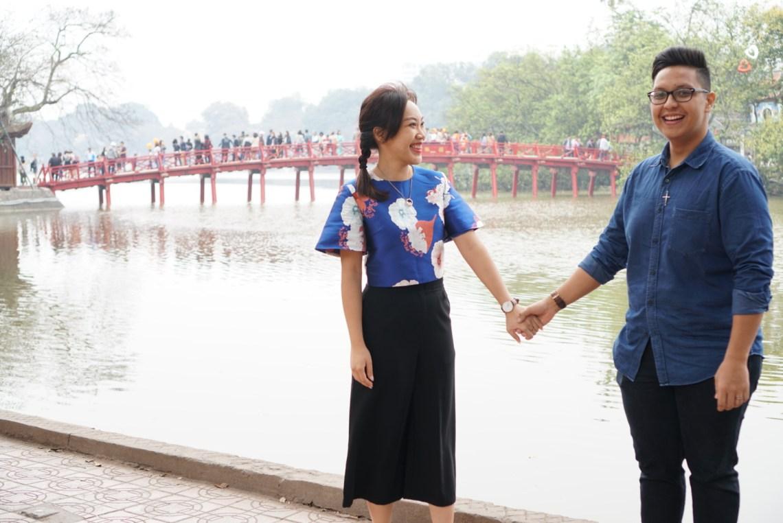 Hanoi_Hoan Kiem Lake