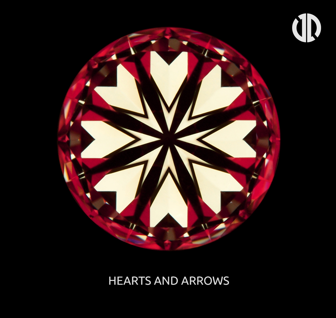 Sample_Diamond (Hearts and Arrows)