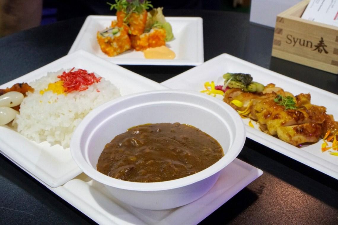 Syun_Hal Yamashita Wagyu Tokyo Curry J