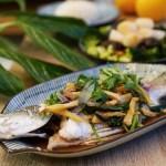 Chinese New Year Recipe – Braised Scallops with Shiitake Mushrooms and Broccoli
