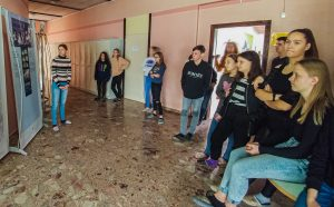 Izobraževanje in odprtje na OŠ Gradec Litija