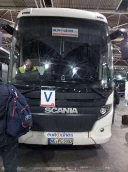 Coach back home