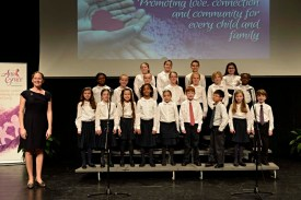 Prelude Choir, Connecticut's Children's Chorus, Dr. Vanessa L. Bond, Director