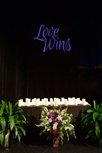 """Love Wins"" over violence and tragedy"