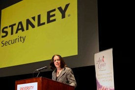 Tamara Bross, Vice President, Business Development, Stanley Security
