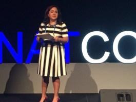 Nelba on Stage