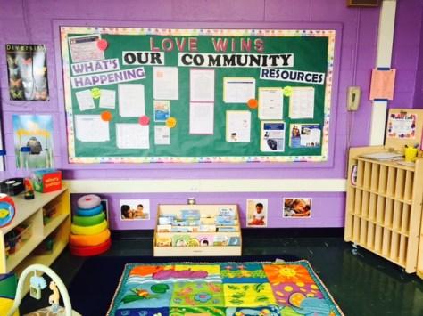 Love Wins Bulletin Board