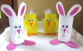 cute-bunny-and-chick-easter-treat-holders-from-cardboard-tubes