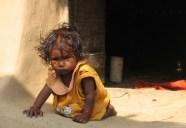 Una pequeña de Amwan (India) / ADLH