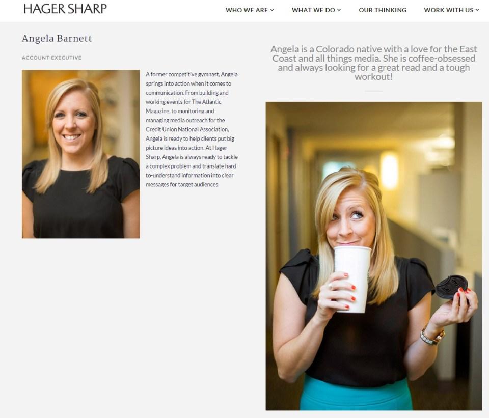Washington DC Corporate Headshots