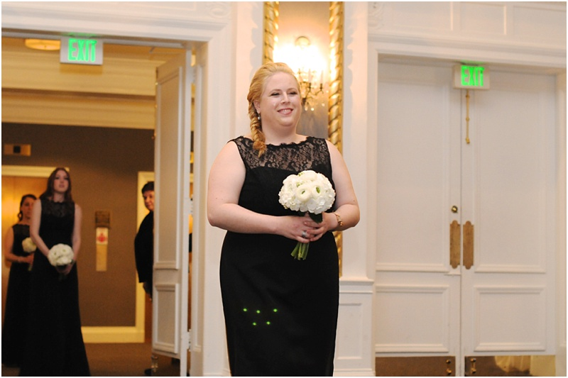 Black tie wedding at Lord Baltimore Hotel | View more: http://anaisabelphotography.com/lord-baltimore-hotel-black-tie-wedding/