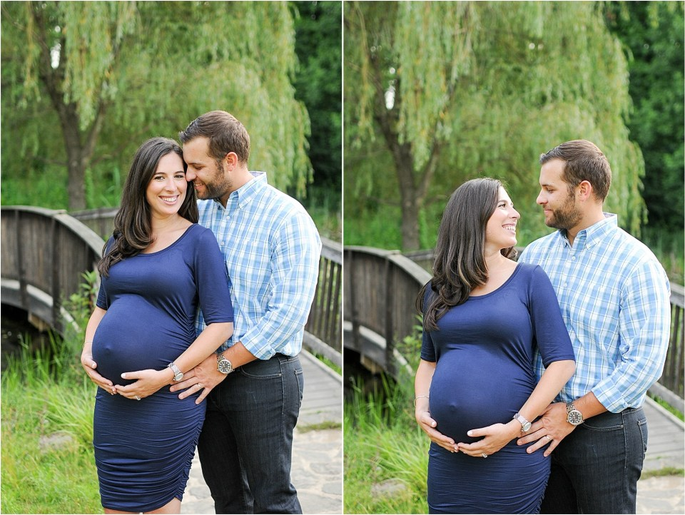 Maternity photos at Meadowlark Botanical Gardens, VA | Ana Isabel Photography18