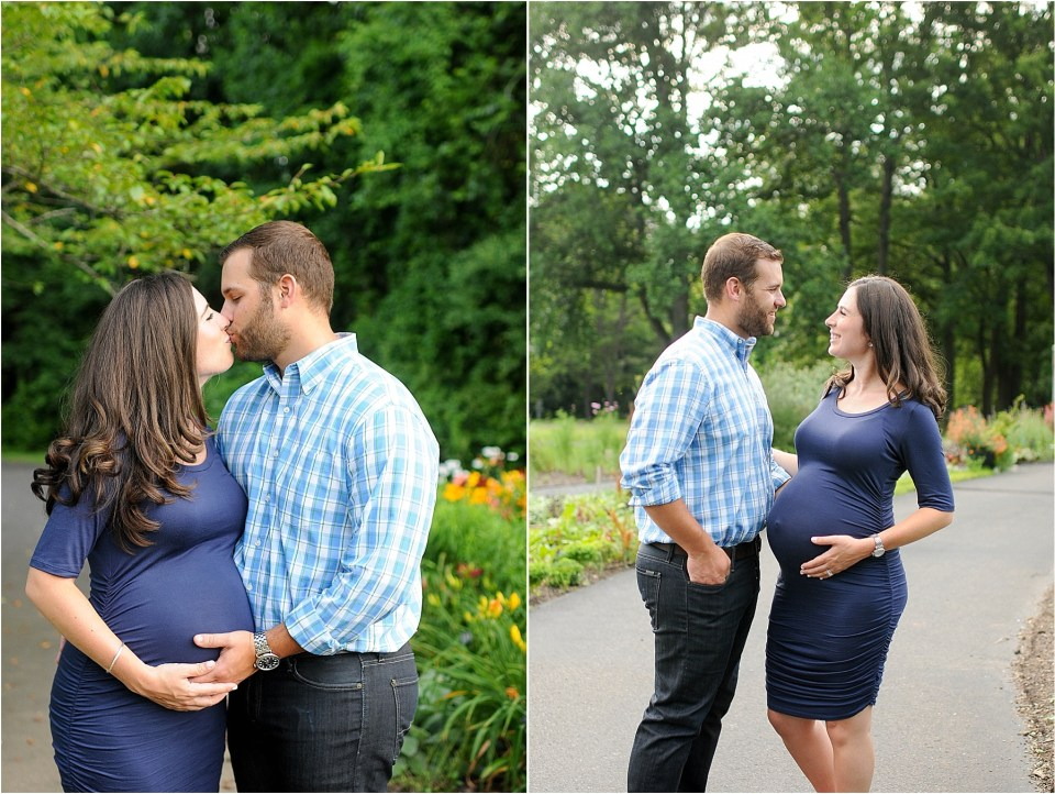 Maternity photos at Meadowlark Botanical Gardens, VA | Ana Isabel Photography20