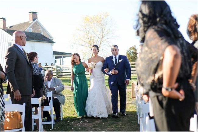 Fall Maryland Wedding | Ana Isabel Photography 74