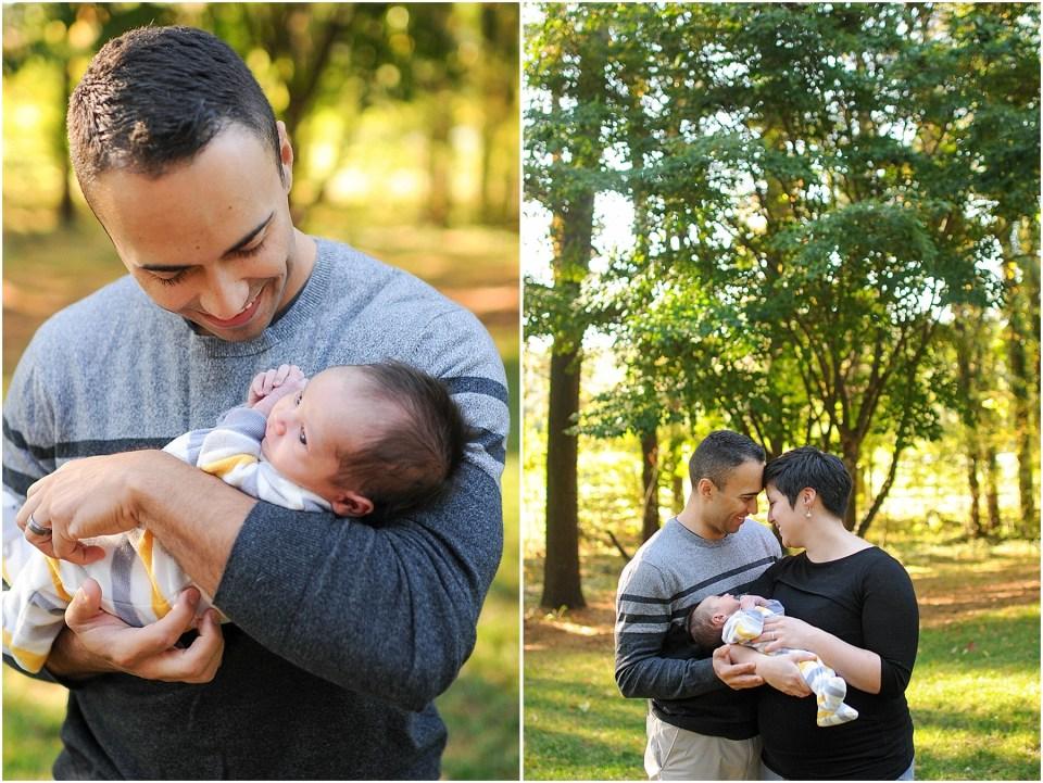Maryland family and newborn portrait | Ana Isabel Photography 8
